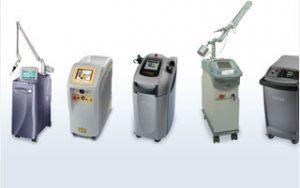Les machines d'épilation laser au Centre Victoire Haussmann à Paris